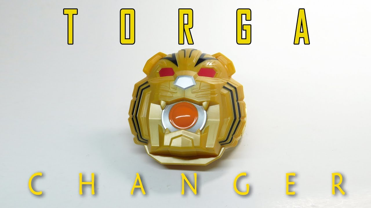 Review (21) : BIMA-X Changer Collection [ Torga Changer ...