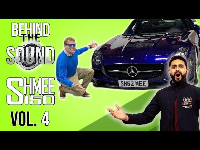 Shmee150's SLS AMG Black Series TUNED   Behind The Sound: Mercedes SLS Black Series