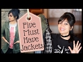 Five must have jackets in every girl's wardrobe | Bangalore shopping | Indian Youtuber