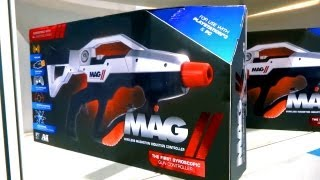 MAG 2 Gun Controller for XBOX 360, PS3 & PC (CES 2013)
