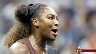 "Serena Williams Accuses Umpire of Sexism - ""I'm here fighting for women's rights and equality."""