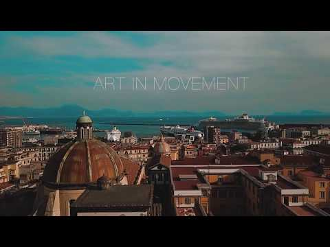 VIDEO SPOT (ART IN MOVEMENT)