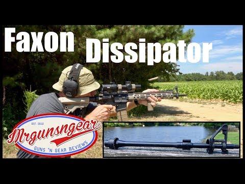 Faxon Firearms AR-15 Dissipator Style Barrel Assembly Review (HD)