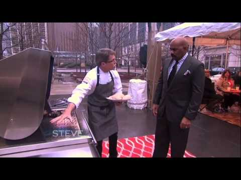 Rick Bayless' Spring Grilling with Steve Harvey