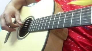 Nụ Hồng Mong Manh - Guitar Cover By Phạm Nghinh