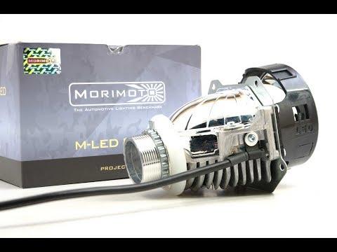 Morimoto M-LED Product Overview + Comparison