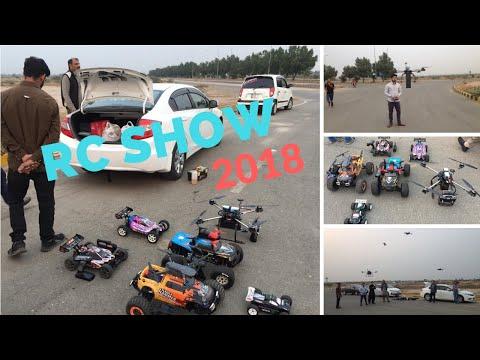 Rc Show 2018 (Pakistan Will Blow Your Mind) The Hidden Hobbies!!!!