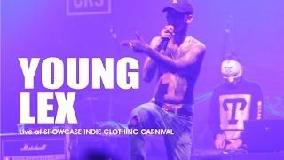 """Young Lex - Ggs """"ganteng Ganteng Swag""""  Live At Showcase Yogyakarta"""