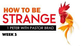 How To Be Strange - Week 3