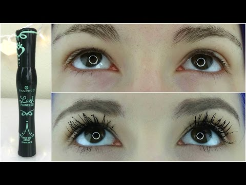 bc5298f3f4b $5 Mascara Review | Essence Lash Princess Mascara - YouTube
