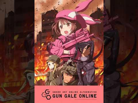 SAO ALTERNATIVE: GUN GALE ONLINE OST[Disc 2] 09 全力疾走