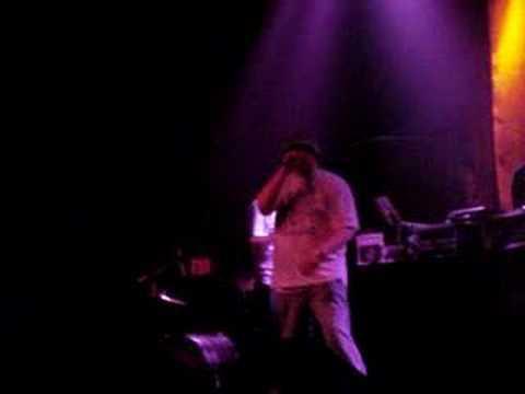 """Brother Ali-Karaoke of Atmosphere's """"Modern Man's Hustle"""""""