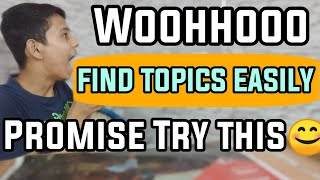 Wohhooo New Best Way To Find Get Search Daily Trending Tech Topics Ideas For Youtube Videos   Hindi
