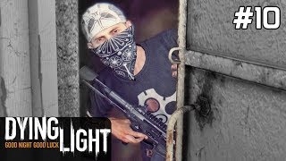 Dying Light Gameplay PC PL / FULL DLC [#10] WJAZD na Chatę? /z Skie