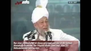 73 Gruppen im Islam - welche ist wahr? - Islam Ahmadiyya