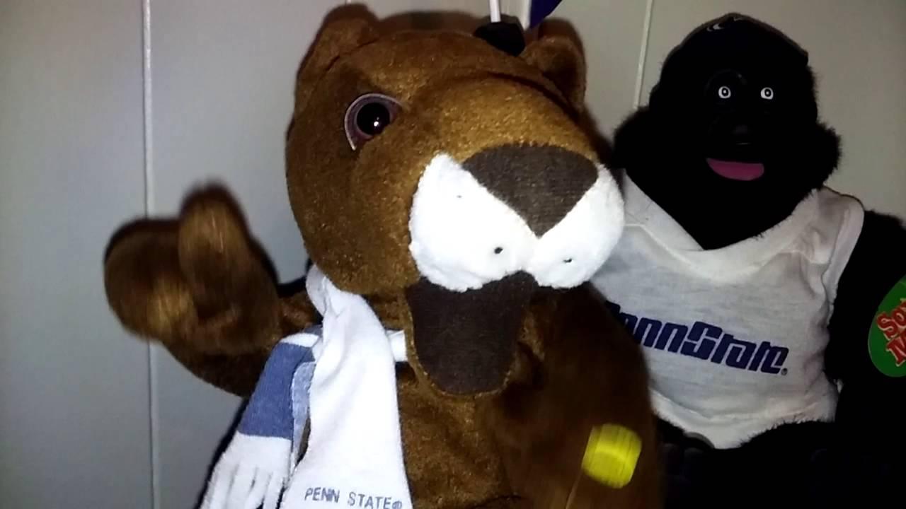 Gemmy Penn State Mascots