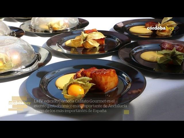 Diez chefs y el público eligen las 6 tapas más ricas de Córdoba