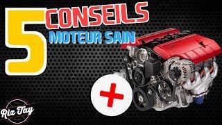 5 CONSEILS POUR SAUVER SON MOTEUR 🔧