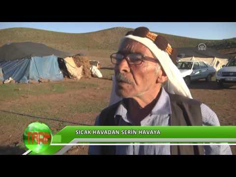 Göçerler oruçlarını Karacadağ'da tutuyor