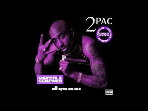 2Pac - Heartz Of Men (Chopped & Screwed By DJ Fletch)