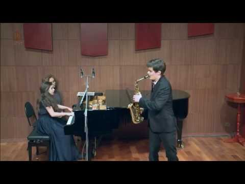 Matvey Sherling performs
