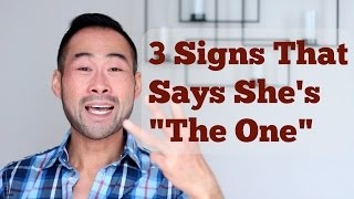 3 Simple Signs That She's The One You Want To Marry (Ladies, It's the Inside Scoop!)