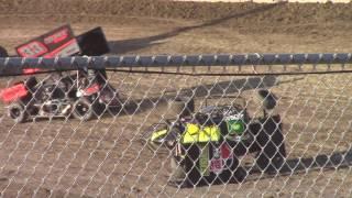 Stuart International Speedway Micro Sprint Feature