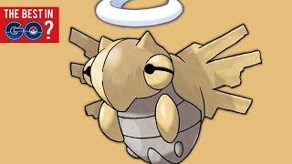 Will Shedinja Be the Best In Pokemon GO? (November Research Tasks)