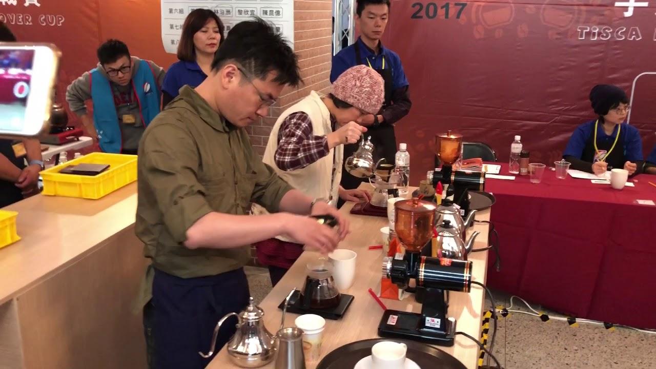 2017 Tisca咖啡手沖比賽 陳昆億 亞軍 </p>  </article>        <small>                 <a href=