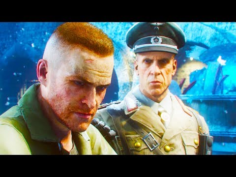 PLAY AS 1.0 CREW!!! ALL CUTSCENES & EASTER EGGS! BLACK OPS 3 ZOMBIES