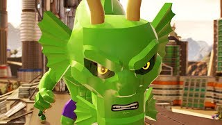 This is the Biggest Character in Any LEGO Game Ever!
