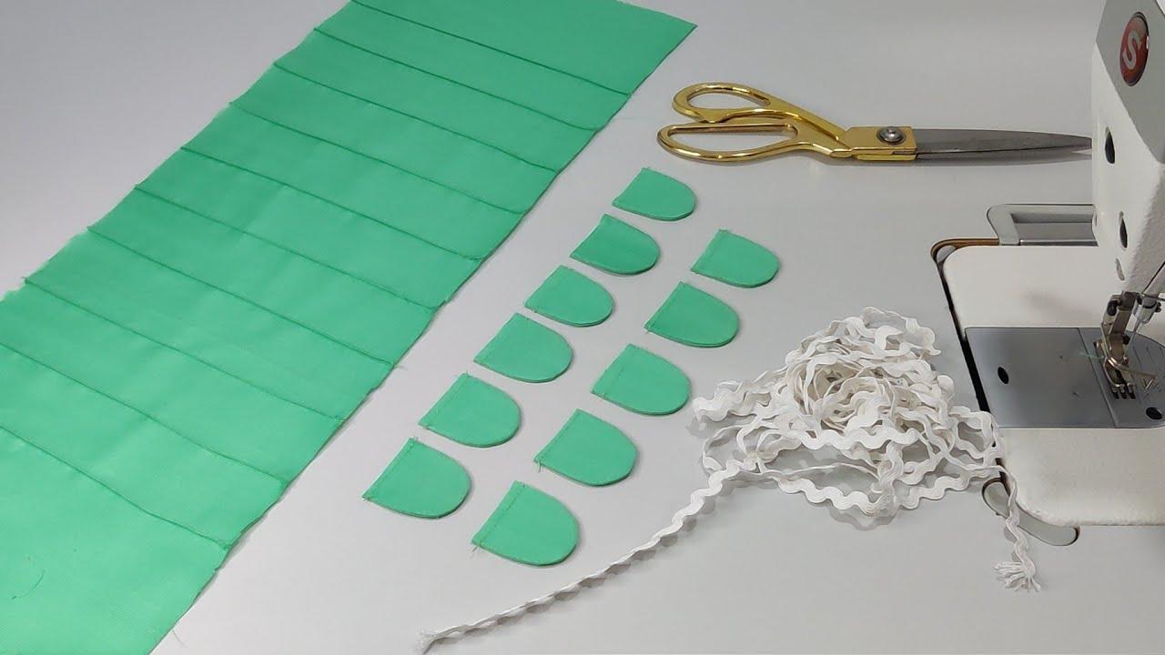 ZigZag Lace और Pintucks/ Pintex से बनाएं Trouser/ Palazzo का बेहद ख़ूबसूरत Design/ Pintucks Pants