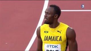 Mondiaux d'Athlétisme : Coleman devant Bolt, Vicaut arrache la finale