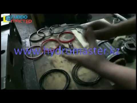 Устройство и ремонт гидромолота
