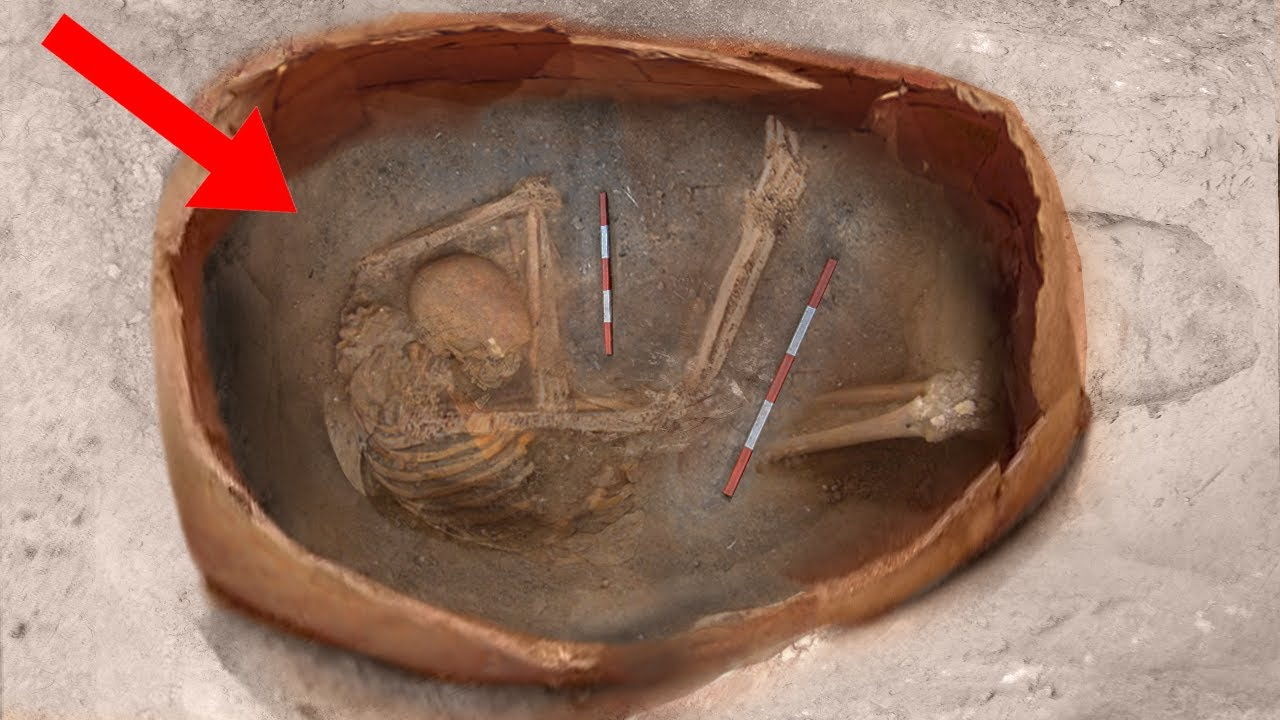 10 Creepiest & Mysterious Archaeological Discoveries!