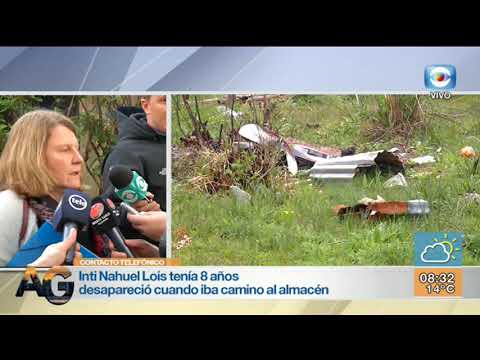 Entrevista – Fiscal Darviña Viera sobre caso del niño Inti Nahuel Lois
