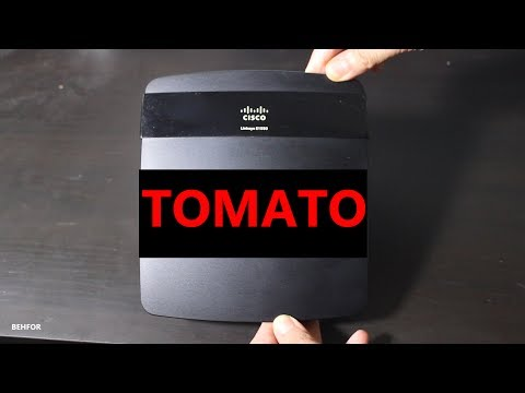 [HOWTO] Install Tomato Firmware On A Linksys E1550 Wireless Router