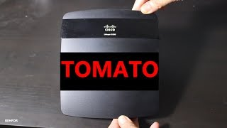How to Install Tomato Firmware on a Linksys E1550 Wireless Router