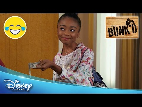 Bunk'd | Return To Camp Kikiwaka! | Official Disney Channel UK
