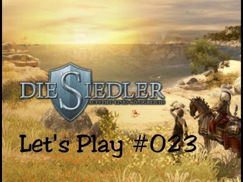Let's Play Siedler (Aufstieg eines Königreiches) #023 [HD] - Es weihnachtet sehr!