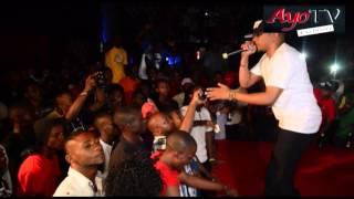 Mwana FA kwenye show ya Tanga October 31 2014.