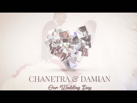 Chanetra & Damian | Our Wedding Day