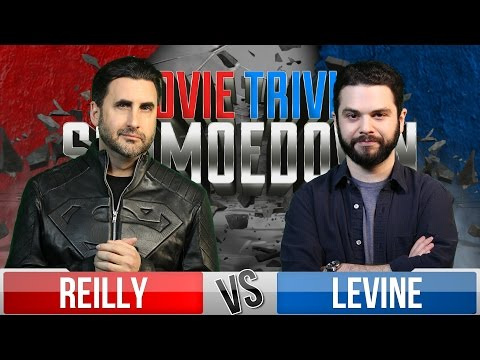 Movie Trivia Schmoedown  Mark Reilly Vs. Samm Levine