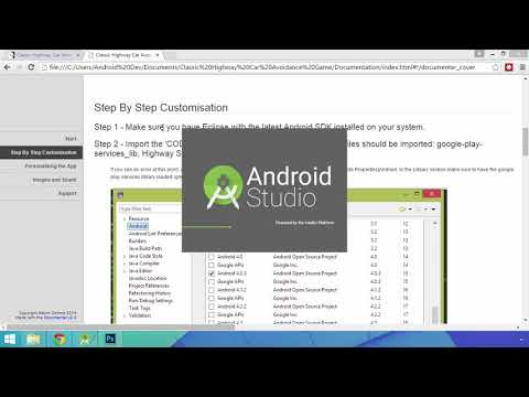 How To Import The Source Code In Android Studio