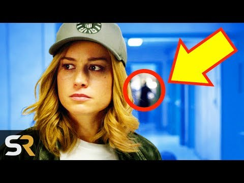 25 Captain Marvel Secrets And Easter Eggs You Probably Missed