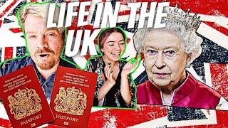 SCOTTISH PEOPLE TAKE BRITISH CITIZENSHIP TEST