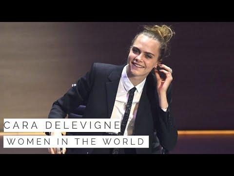 Cara Delevingne Women In The World Español