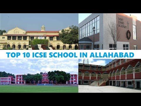 Top 10 ICSE School Allahabad