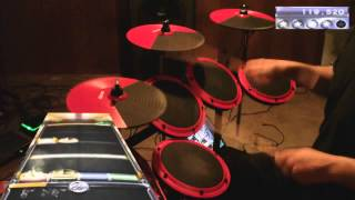 Animals - Nickleback - Rock Band Pro Drums 99%