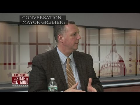 2/2: Mayor Don Grebien discusses the future of the PawSox on State of Mind